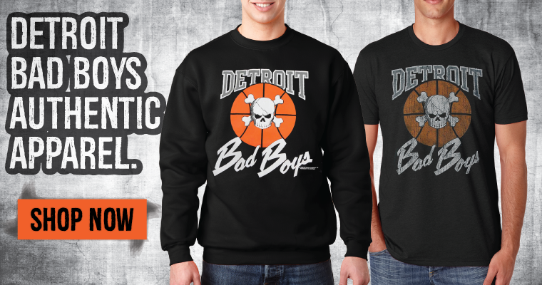 Detroit Bad Boys Authentic Apparel