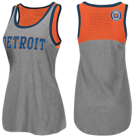 4Her Women's Detroit Tigers Circus Catch Tank