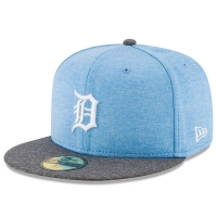 New Era Detroit Tigers Blue 59Fifty 2017 Father's Day Fitted Cap