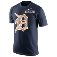 Nike Detroit Tigers Patriot Camo Tee